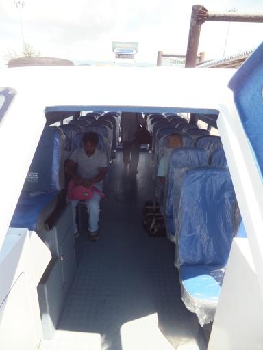 Labuan Ferry Terminal - Labuan to Sipitang Speedboat