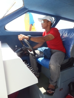 Labuan to Sipitang Speedboat Driver