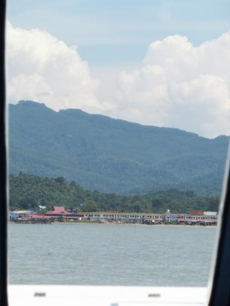 Labuan to Sipitang Speedboat - Reaching Sipitang