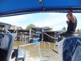 Labuan to Sipitang Speedboat - Sipitang Ferry Terminal