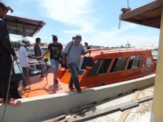 Labuan to Sipitang Speedboat - Sipitang Terminal