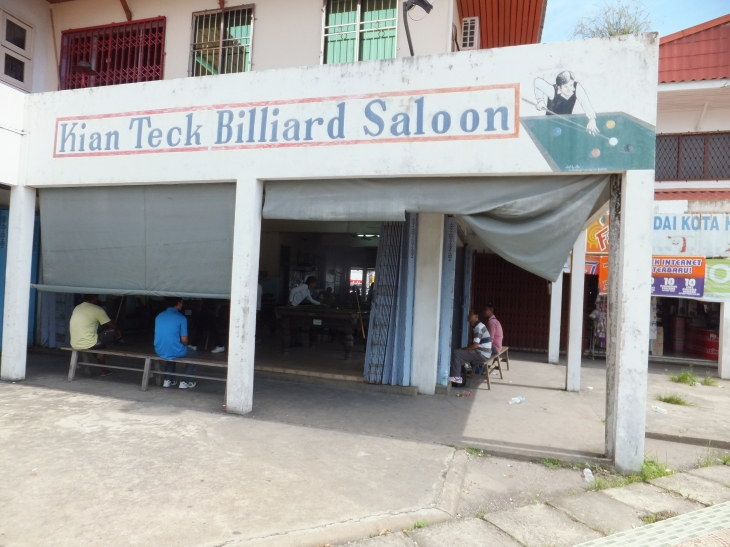 Sipitang - Kian Teck Billiard Saloon