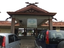 Tenom Railway Station - No trains due to broke down