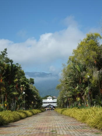 Sabah Agriculture Park - Just like in a postcard