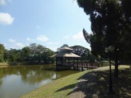 Sabah Agriculture Park - Lake