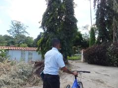 Sabah Agriculture Park - Security Guard, Julius