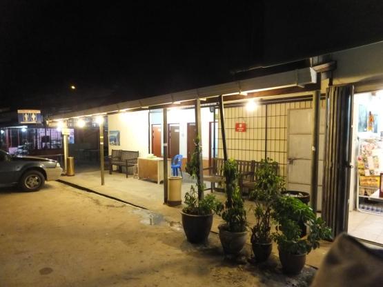 Keningau to KK via Kimanis Route Toilet break