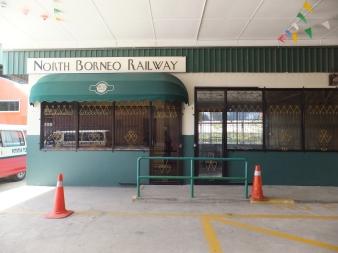 Sabah Day 7 Visit to Tg. Aru Railway aka North Borneo Railway