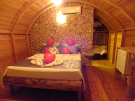 Seaview Faralya Butik Otel Room Deco