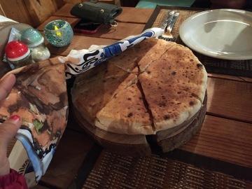 Seaview Faralya Butik Otel Restaurant Fresh Homemade Pita Bread