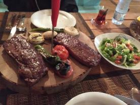 Seaview Faralya Butik Otel Restaurant Steak by Onder