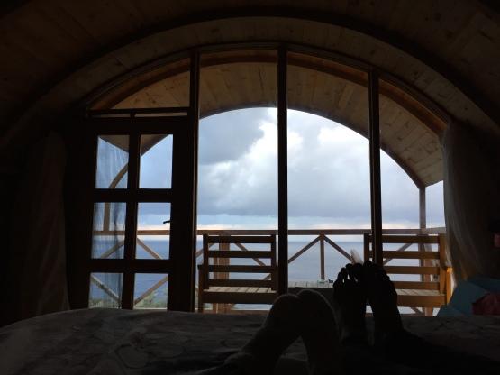 Seaview Faralya Butik Otel in Uzunyurt, Faralya, Turkey, Bed View