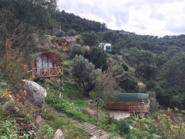 Seaview Faralya Butik Otel Wooden Cabins