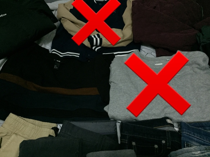 2 Weeks Winter Packing List Ideas for Guys - Sweater
