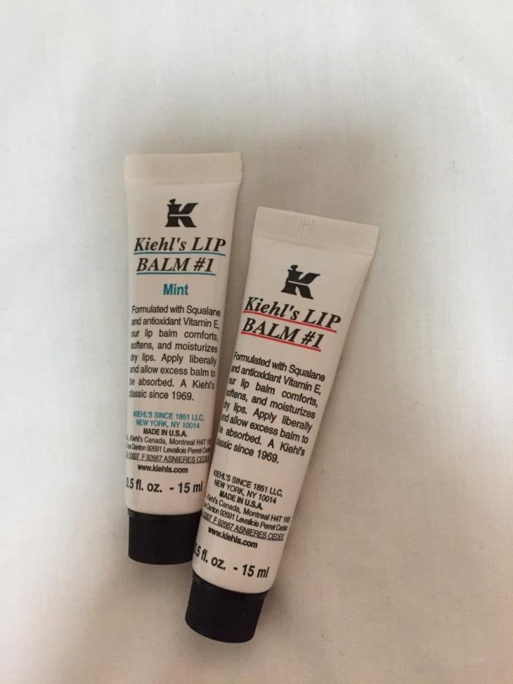 Kiehl's Lip Balm
