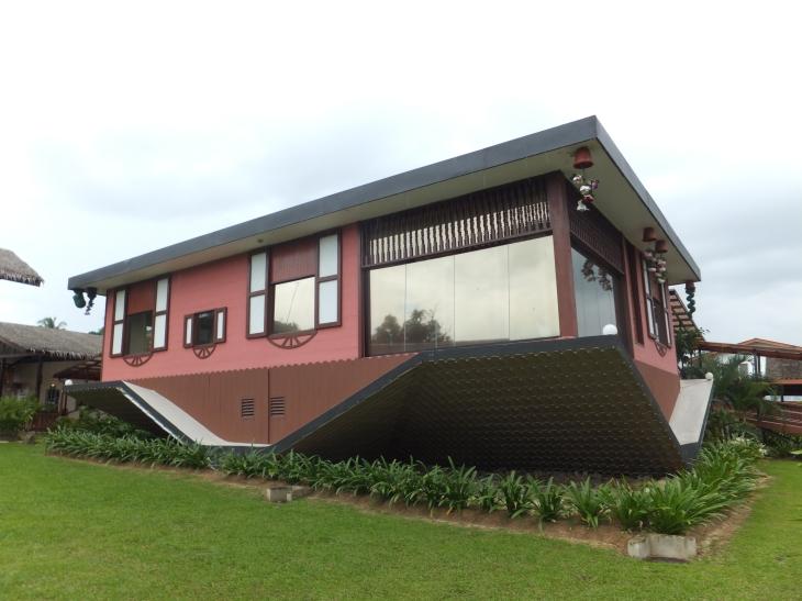 Rumah Terbalik, The Upside Down House of Borneo
